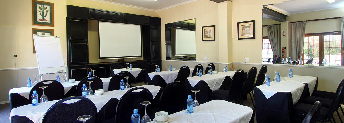Conferences - Best Western Cape Suites Hotel Facilities
