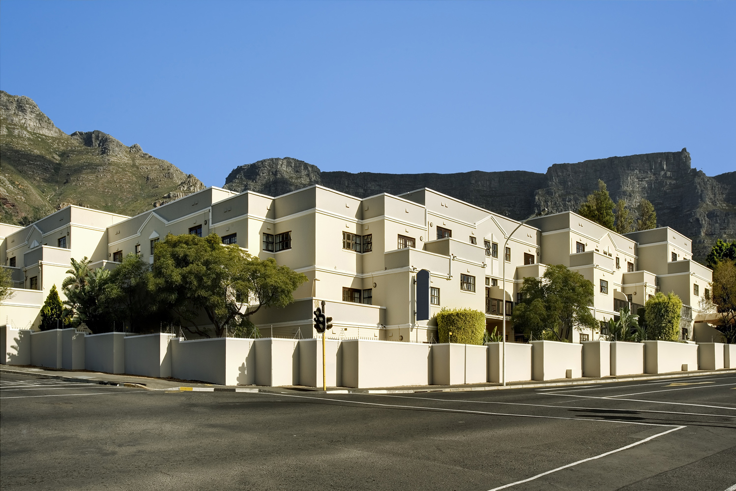 Accommodation Cape Town Best Western Cape Suites Hotel