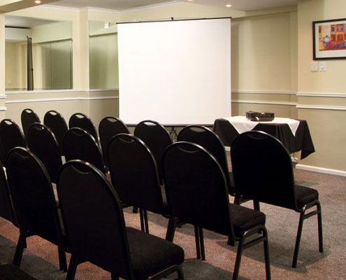 Conference facilities at Best Western Cape Suites Hotel
