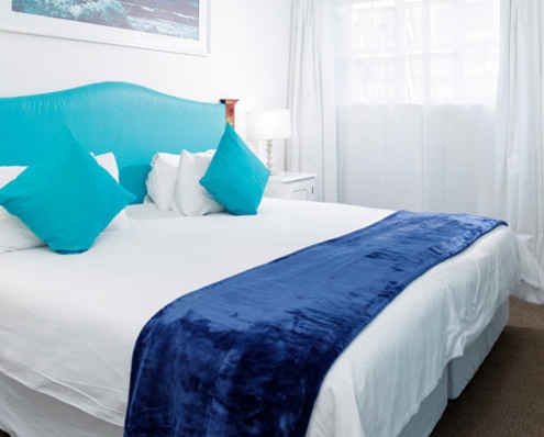 Petite two Bedroom Apartments at Best Western Cape Town Hotel